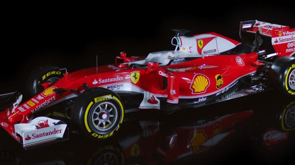 Ferrari SF-16H, 2016