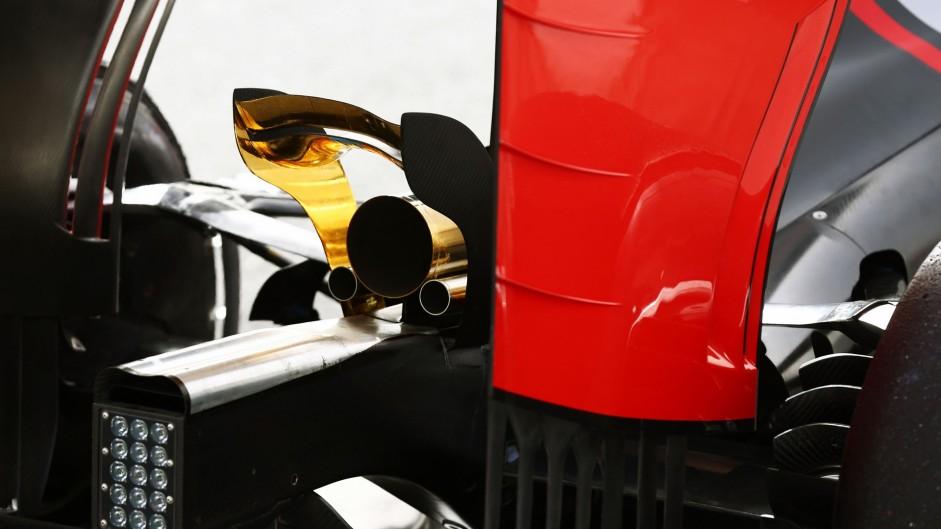 Haas VF-16, Circuit de Catalunya, 2016