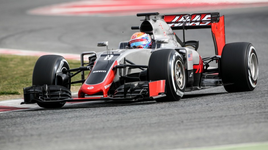 Haas VF-16: Technical analysis