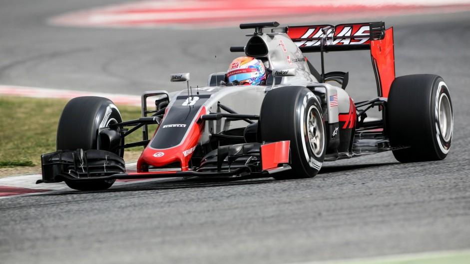 Haas VF-16: Technical analysis