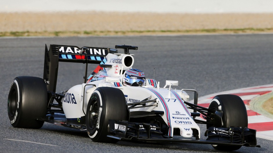 Williams FW38: Technical analysis