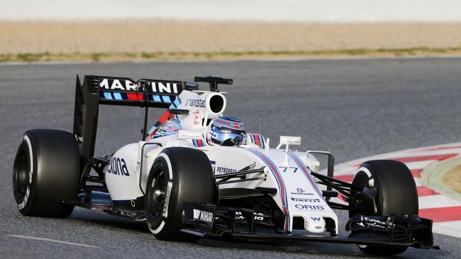 Williams FW38: Technical analysis