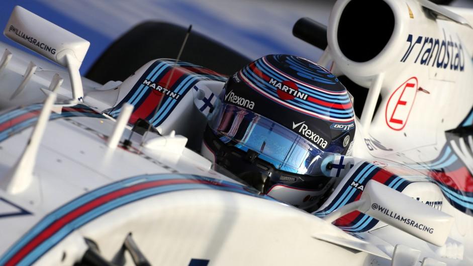 Valtteri Bottas, Williams, Circuit de Catalunya, 2016