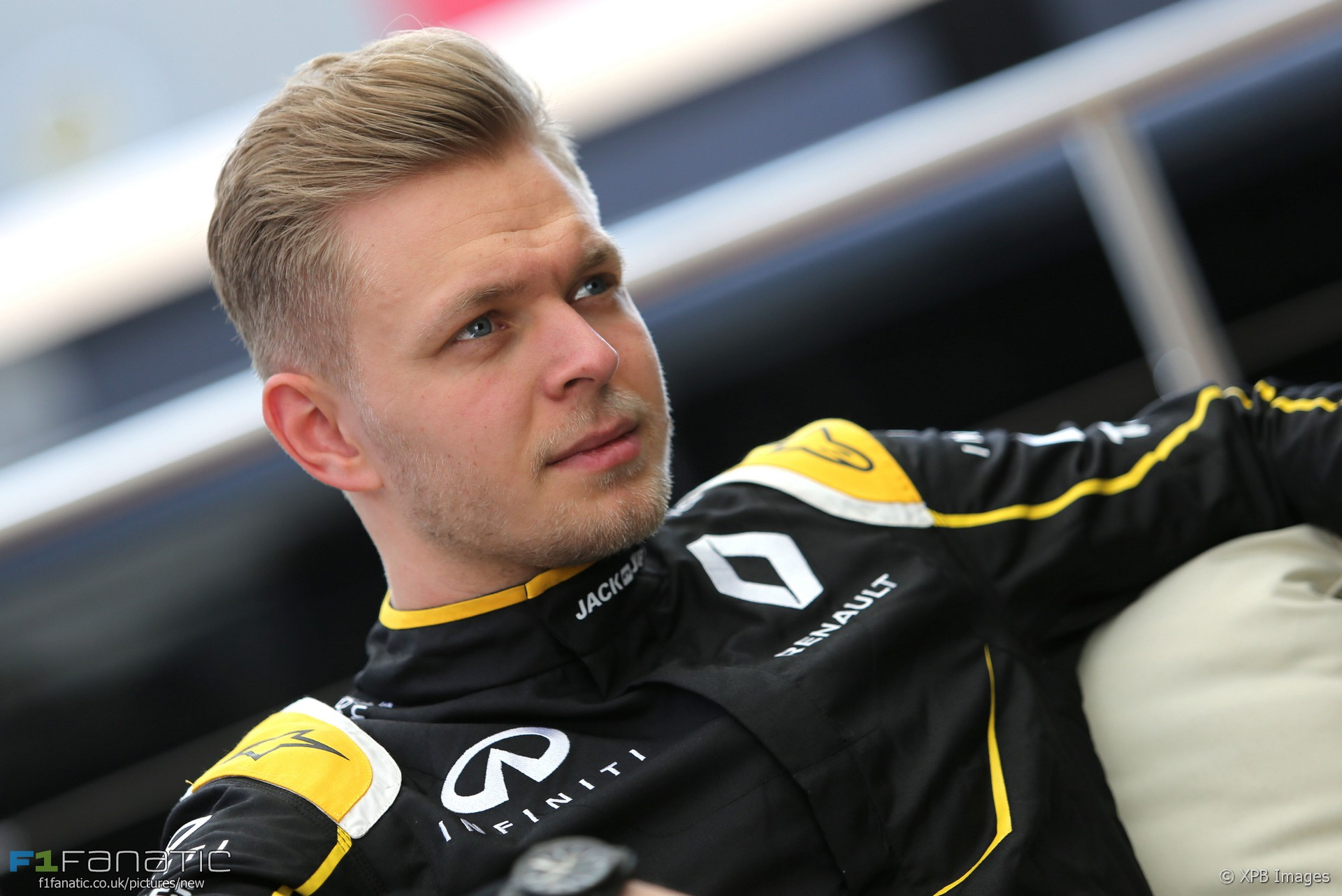 Kevin Magnussen earned a  million dollar salary, leaving the net worth at 1.7 million in 2017