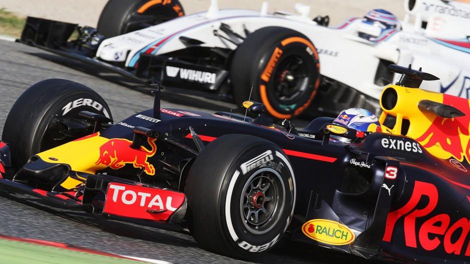 Red Bull 'close to Williams' – Ricciardo