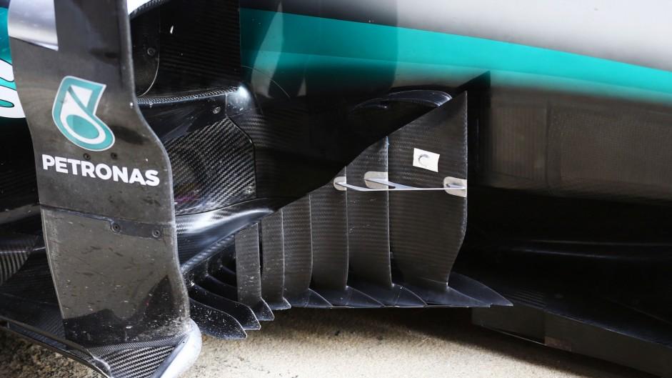 Mercedes, Circuit de Catalunya, 2016