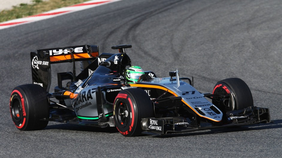 Force India VJM09: Technical analysis