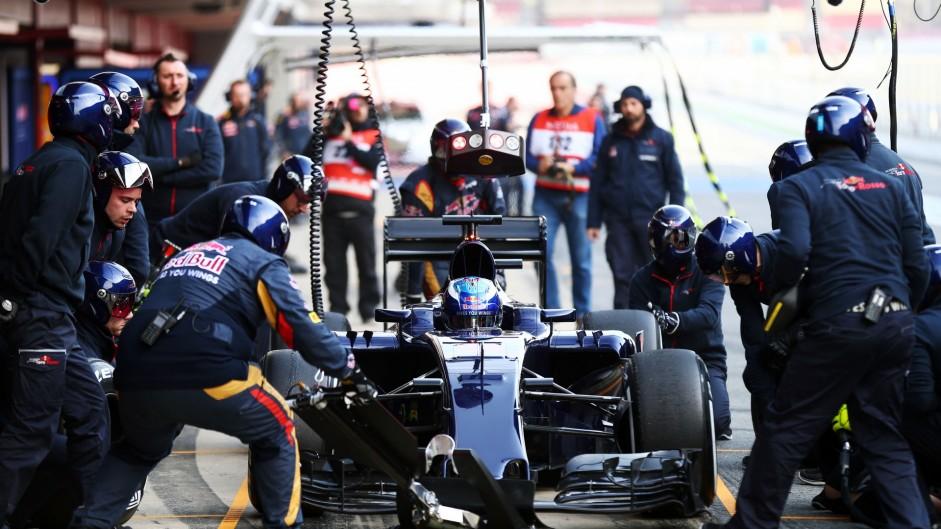 Max Verstappen, Toro Rosso, Circuit de Catalunya, 2016