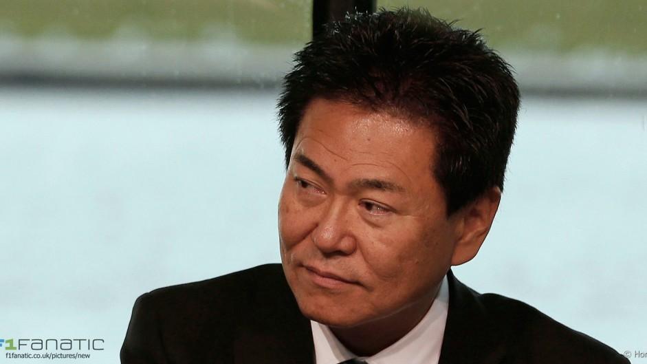 Honda replaces F1 engine chief Arai