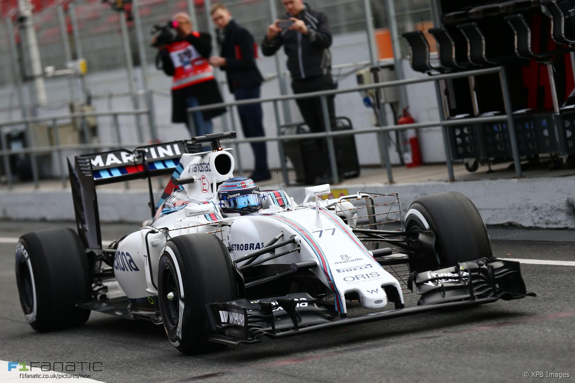 Williams, 2017 için tüm pilot seçeneklerini değerlendiriyor