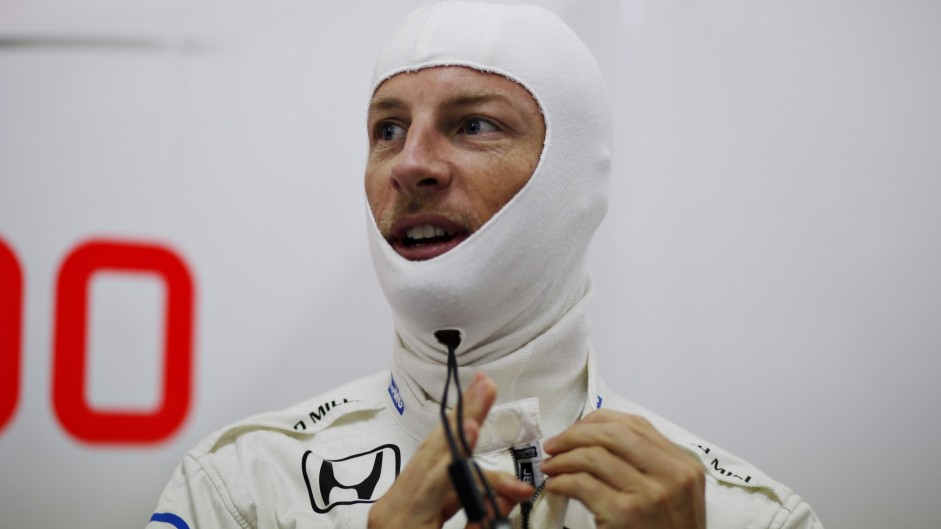 Button wants F1 calendar capped at 21 races