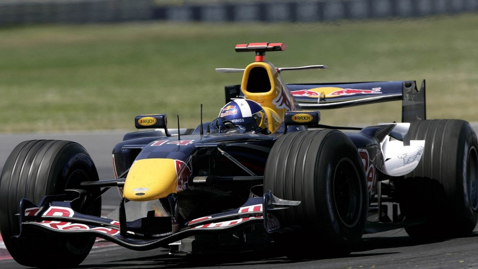 David Coulthard, Red Bull, Circuit Gilles Villeneuve, Montreal, 2006