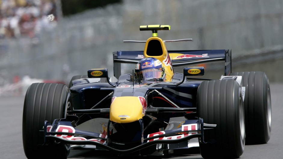 Robert Doornbos, Red Bull, Circuit Gilles Villeneuve, Montreal, 2006