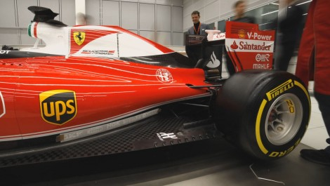 Ferrari SF16 - still image from video