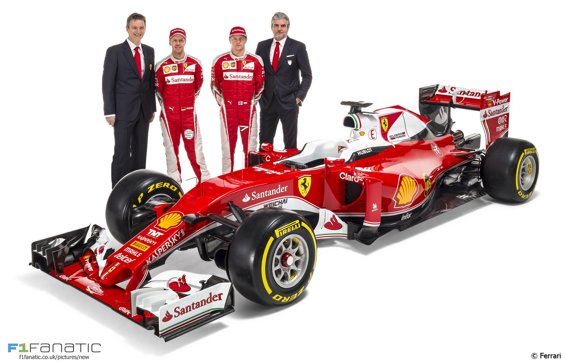 Ferrari Sf16 H F1 2016 Forza Rossa Over Blog Com