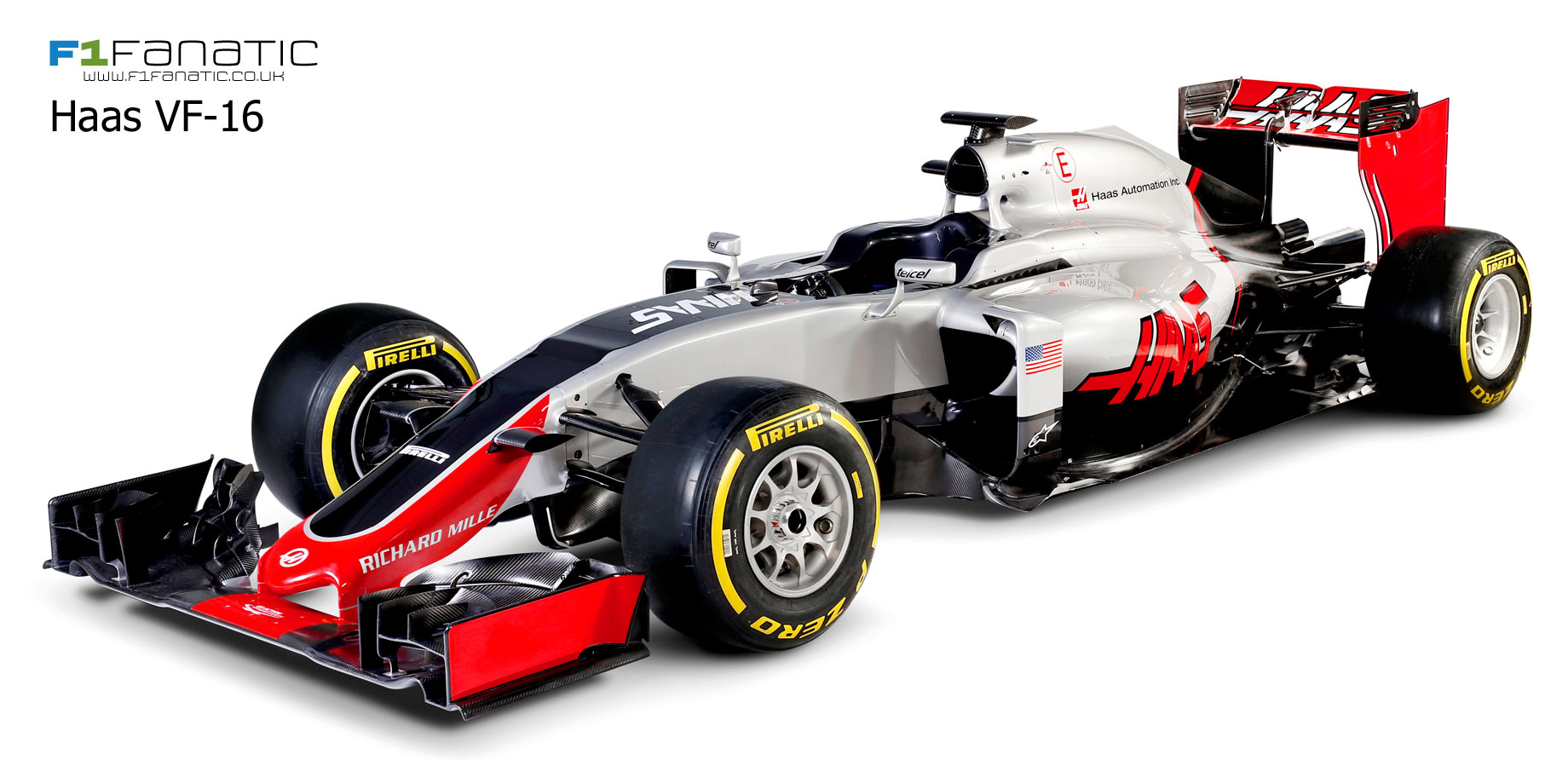 Compare The Haas Vf 16 With Its 2016 Rivals Racefans Wiring Diagram And Mercedes W07 Three Quarter View