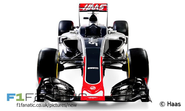 "Points the ""ultimate goal"" for Haas in 2016"