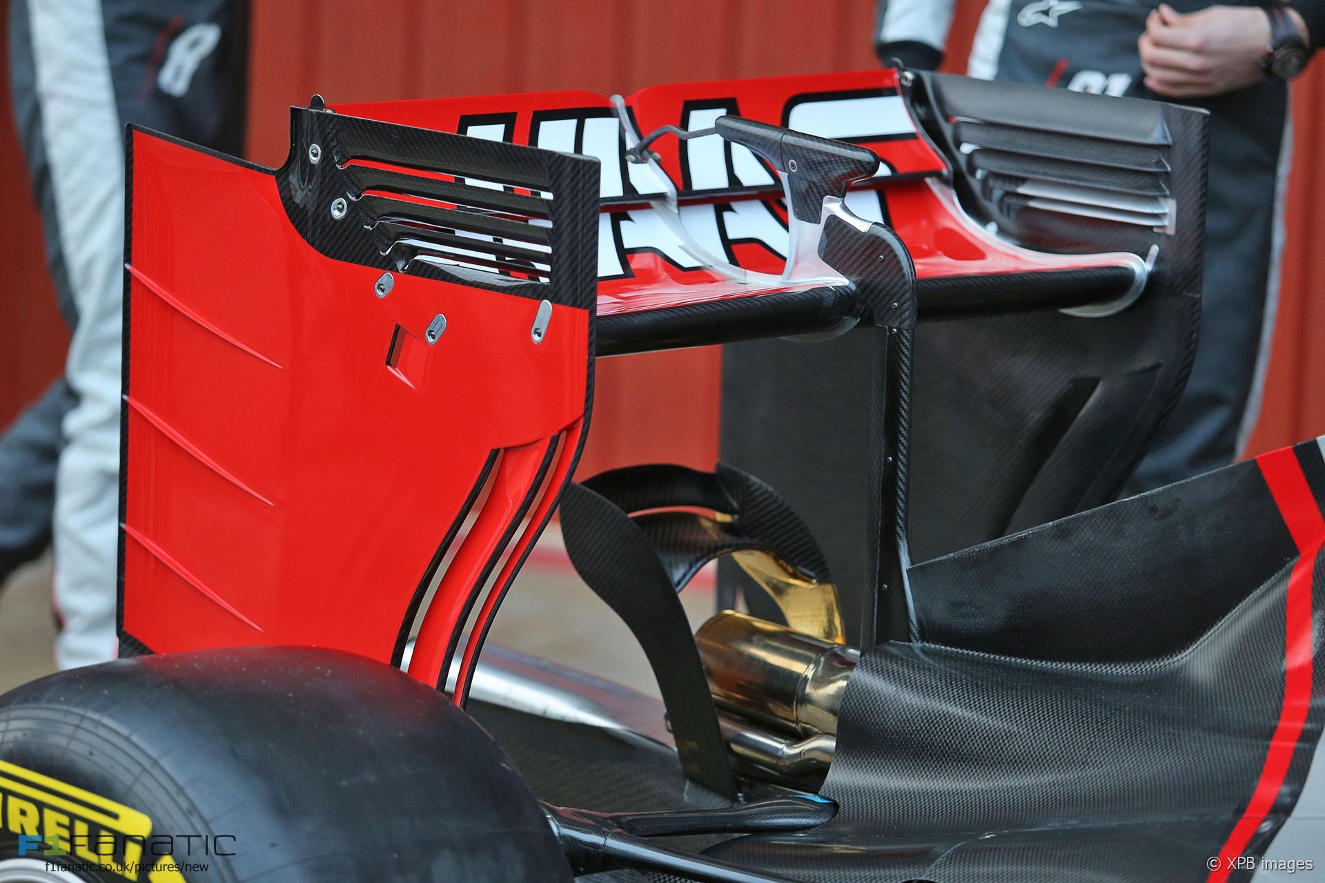 Haas, VF-16, Circuit de Catalunya, 2016