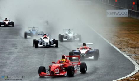 Rio Haryanto, Formula BMW Pacific, Okayama, 2009