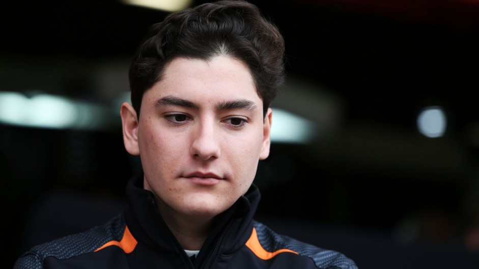 Force India confirm practice debut for Celis in Bahrain