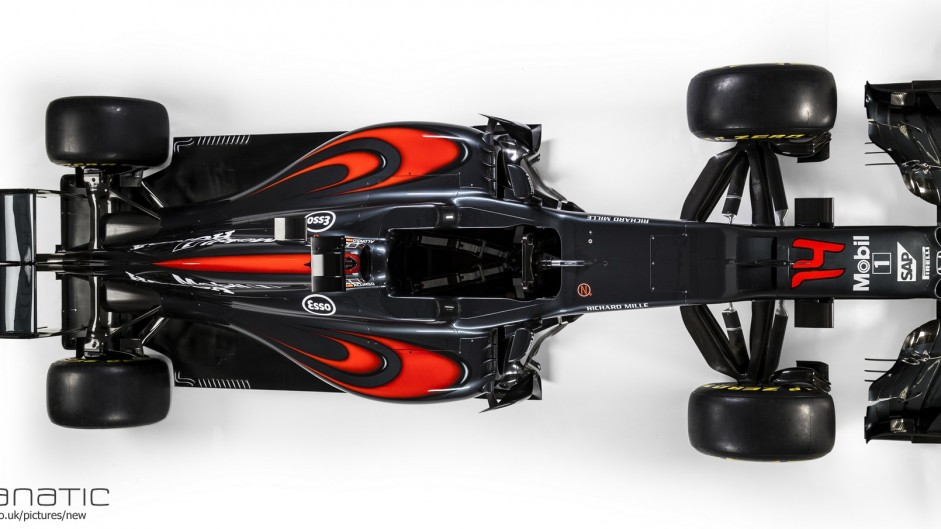 McLaren MP4-31: Technical analysis