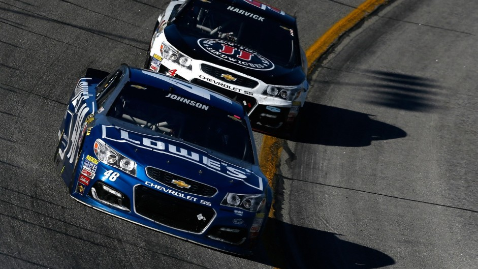 Landmark victory in NASCAR round two