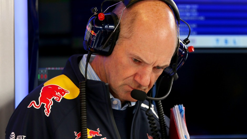 Newey unimpressed with hybrid F1 rules