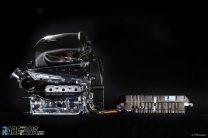 Mercedes W07 PU106B power unit, 2016