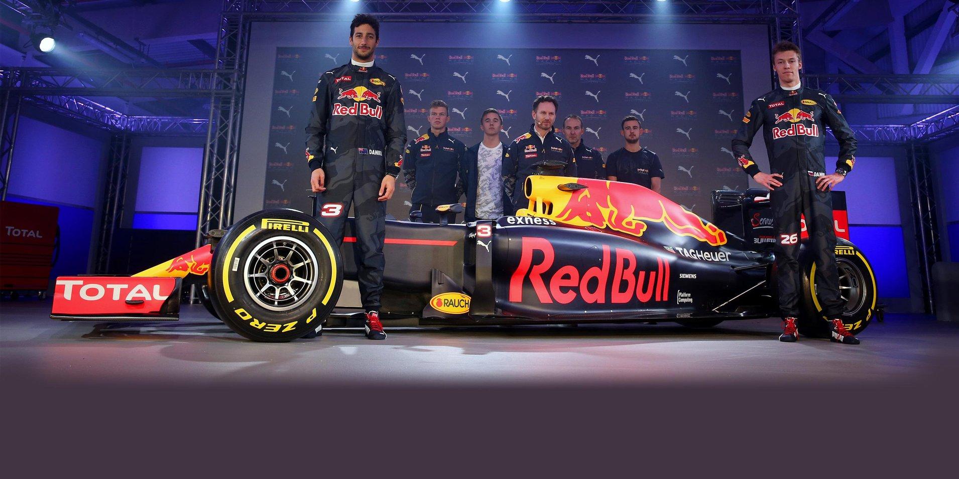 Formule1 De Nieuwe Livery Van Red Bull Is Sweet