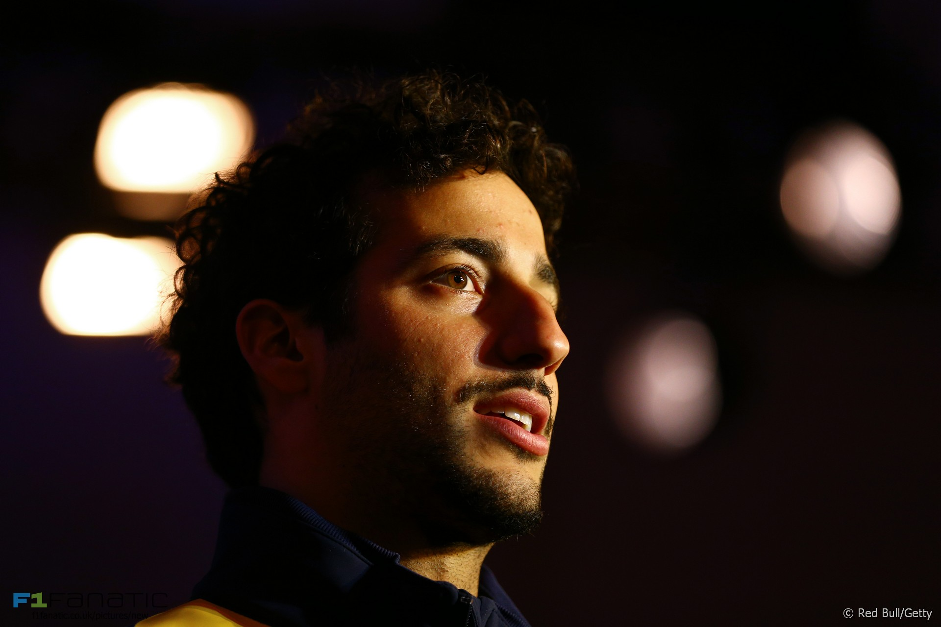 Daniel Ricciardo, Red Bull 2016 livery launch