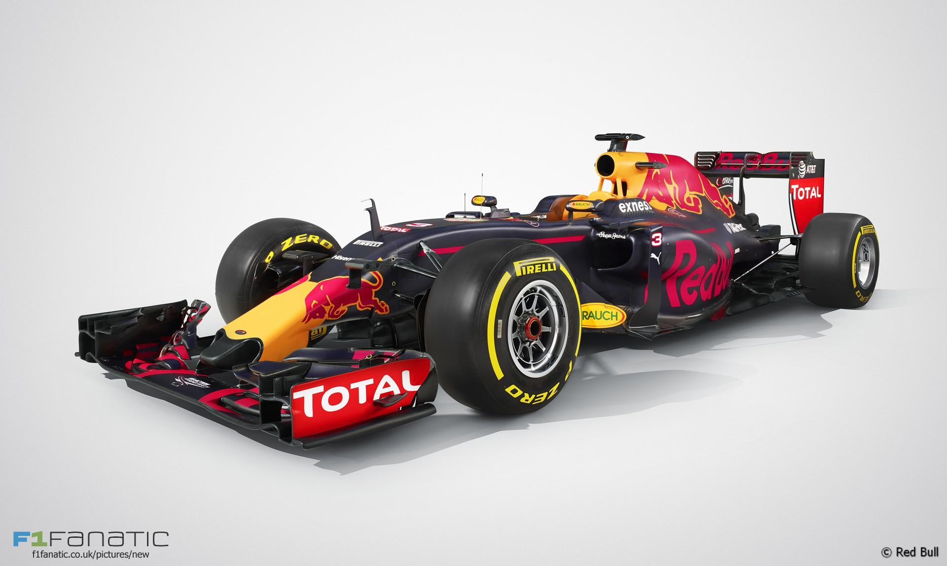 Red Bull RB12, 2016
