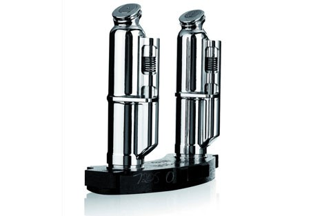 Red Bull salt and pepper mill