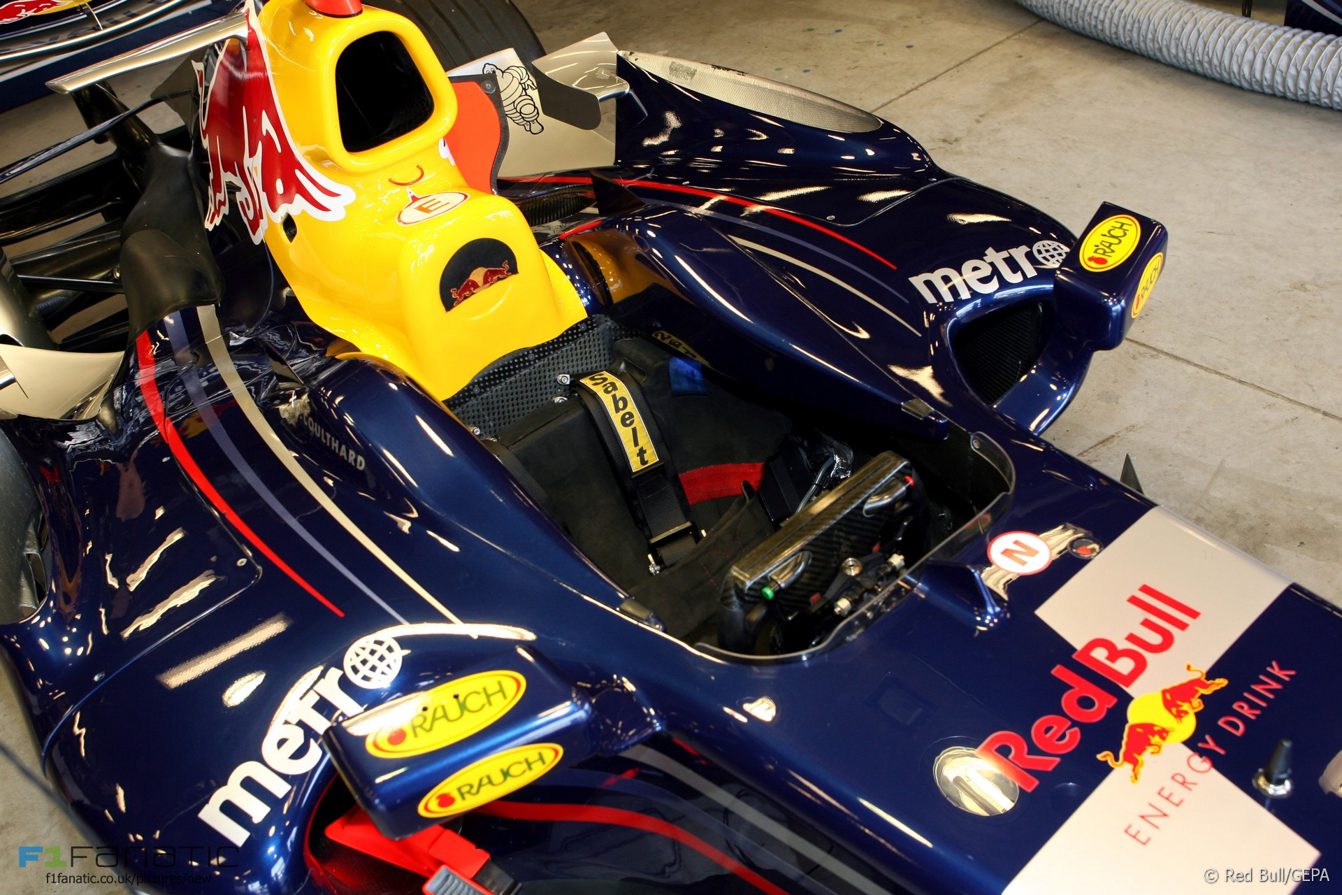 Red Bull, Indianapolis, 2006