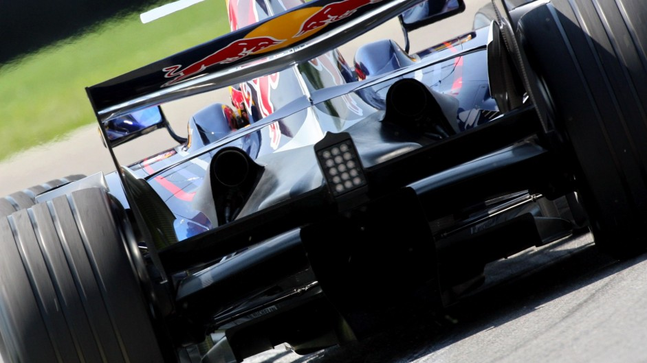 Christian Klien, Red Bull, Indianapolis, 2006