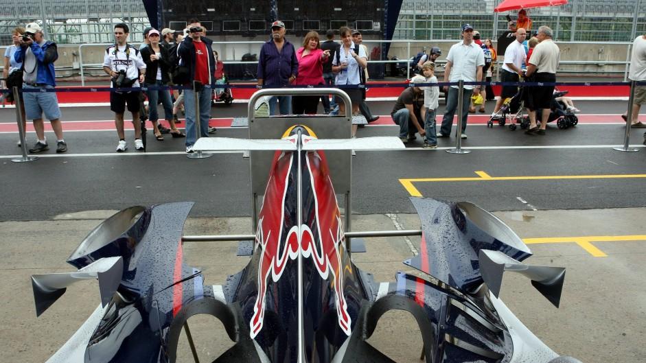 Red Bull RB2, Circuit Gilles Villeneuve, Montreal, 2006