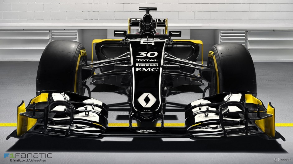 Renault's F1 cars and liveries in pictures, 1977-2016