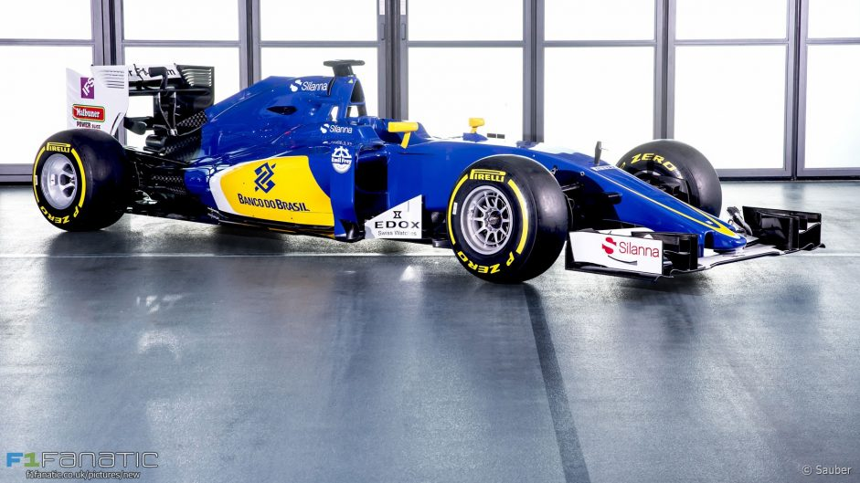 Sauber C35: First pictures revealed