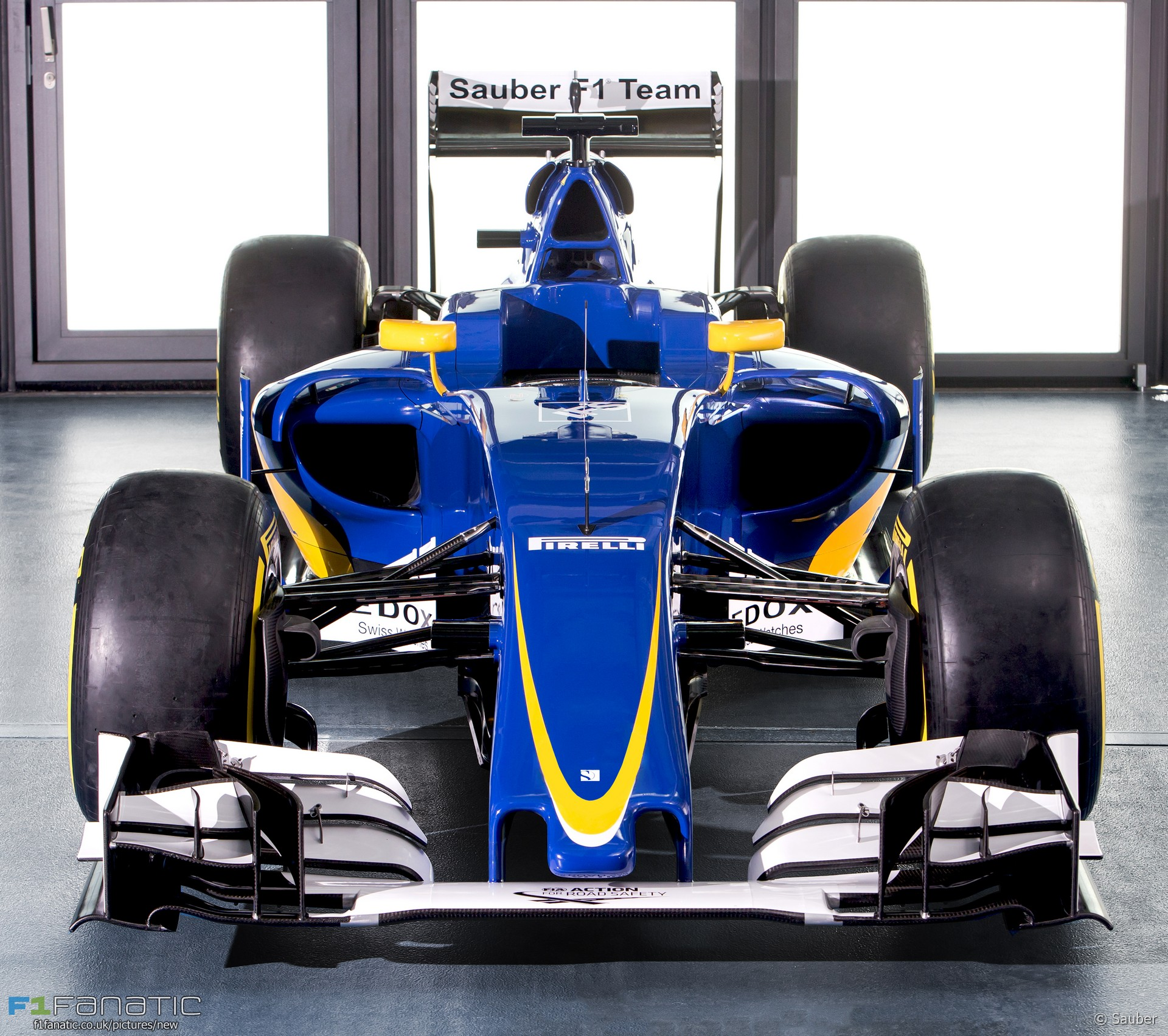 Sauber C35, 2016 · F1 Fanatic