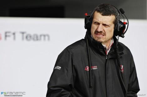 Guenther Steiner, Haas, Circuit de Catalunya, 2016