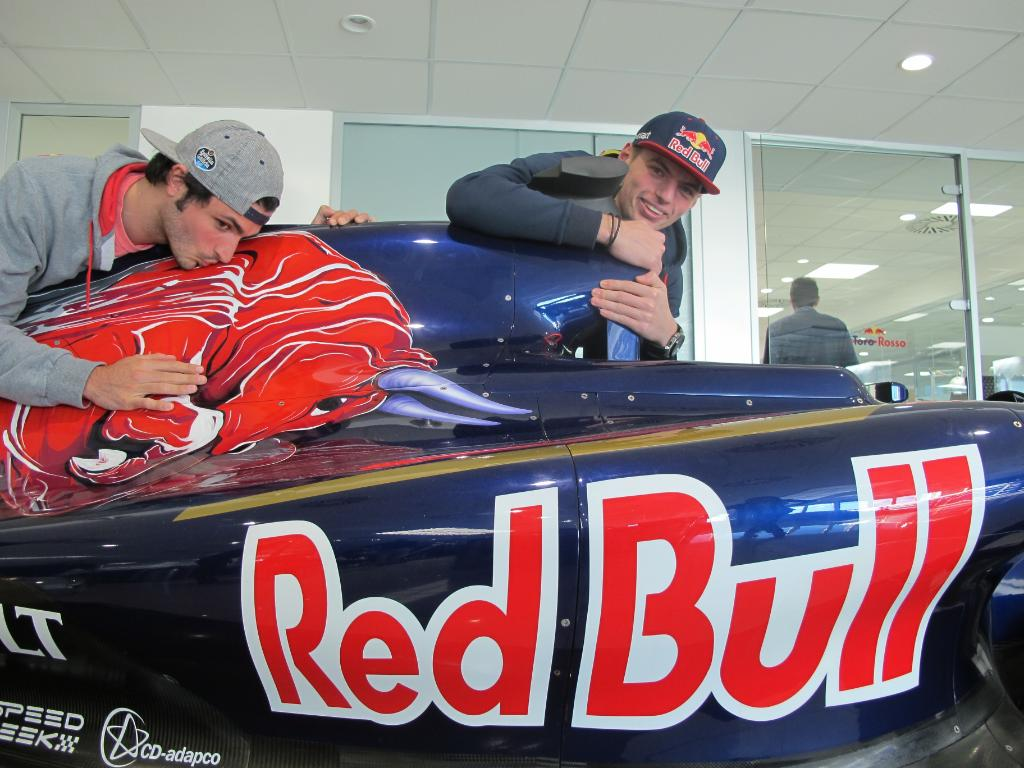 Carlos Sainz Jnr, Max Verstappen, Toro Rosso, 2016