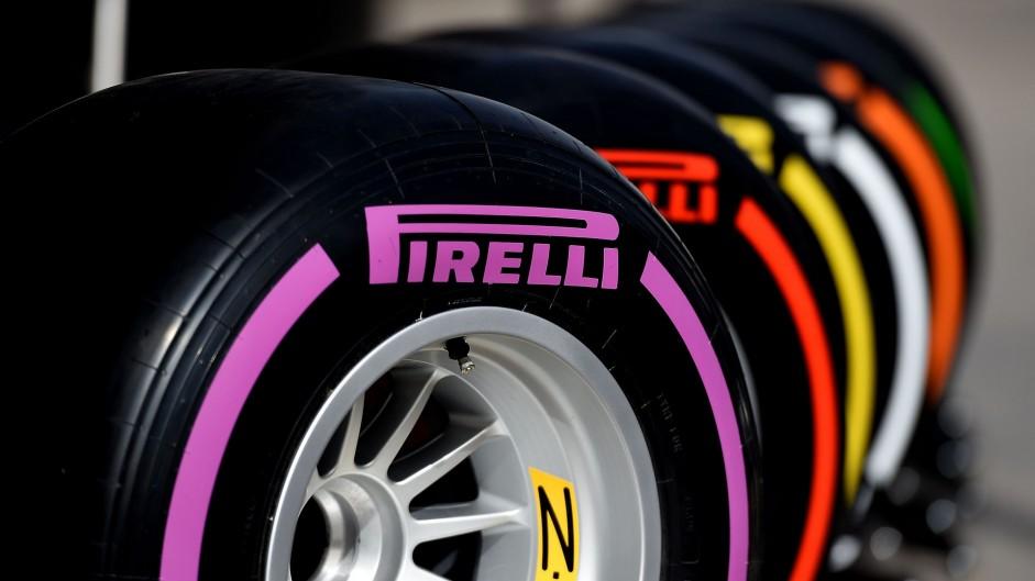 Pirelli begin 2017 tyre tests with Ferrari at Fiorano