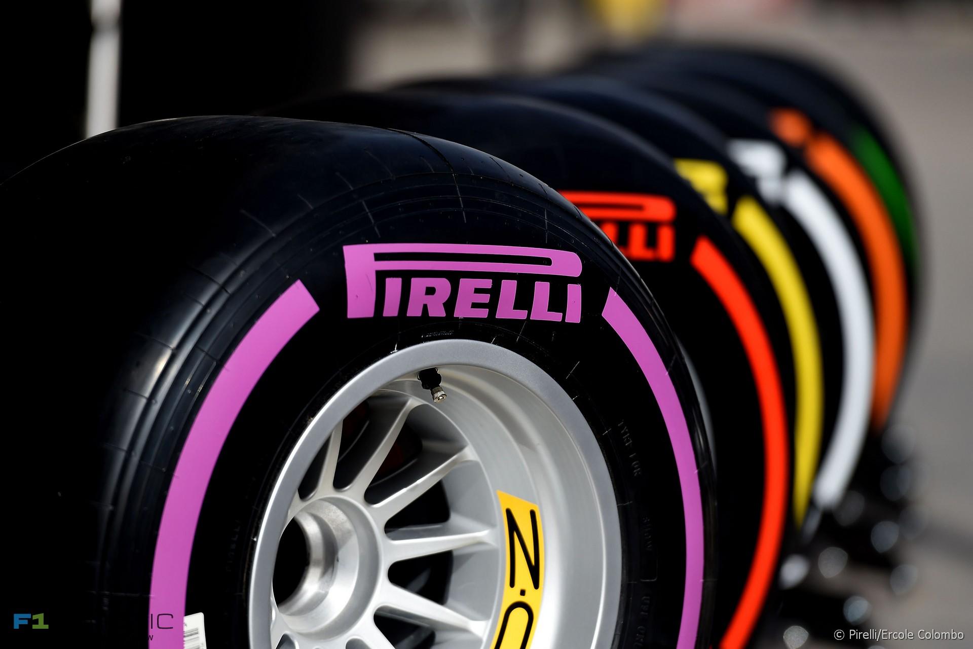 Ultra soft tyres, Circuit de Catalunya, 2016