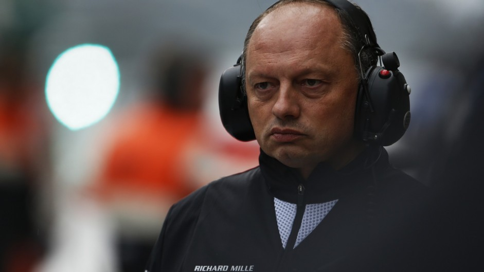 Frederic Vasseur: The new man in charge at Renault
