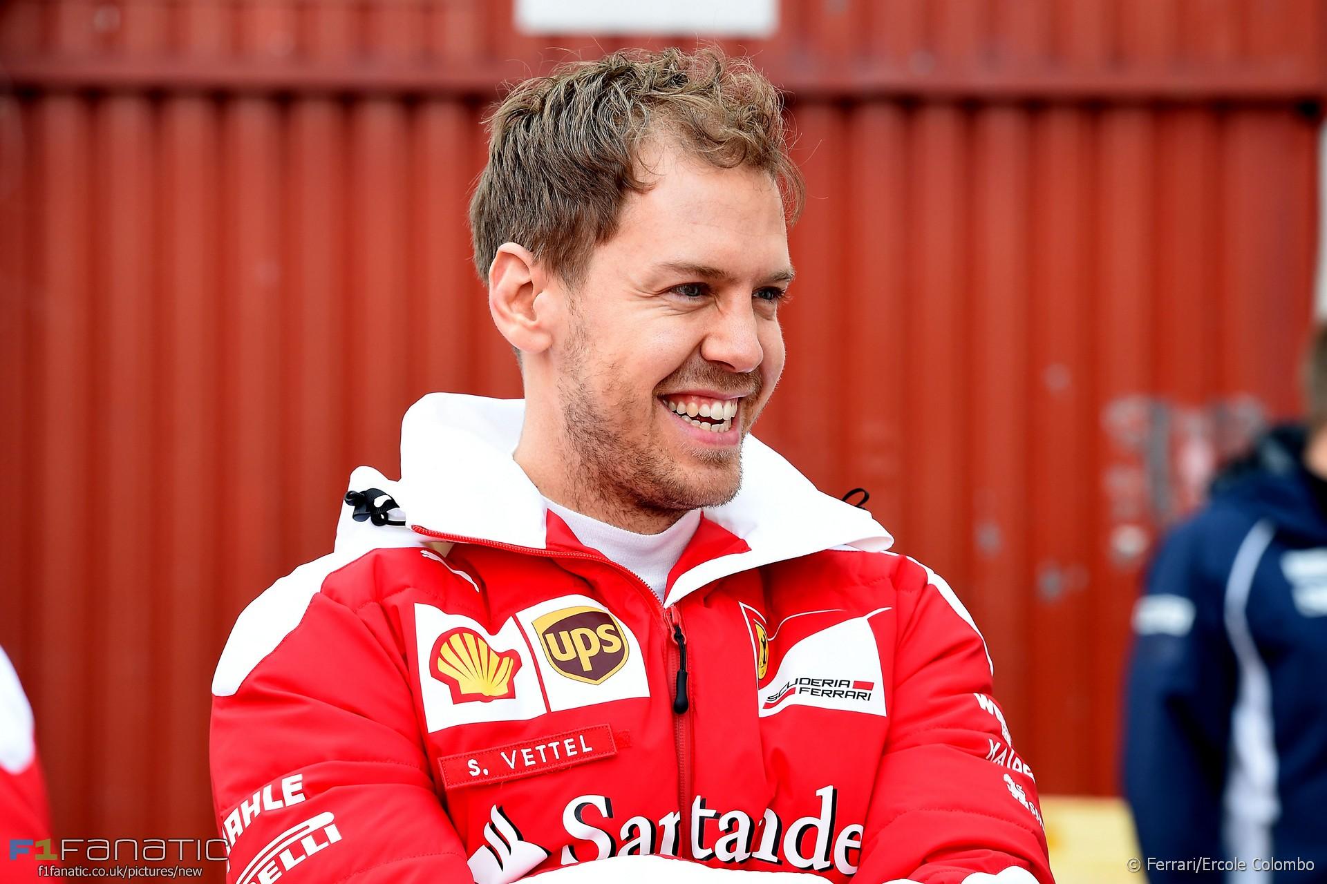 Sebastian Vettel - F1 driver biography cab42e9c2f6