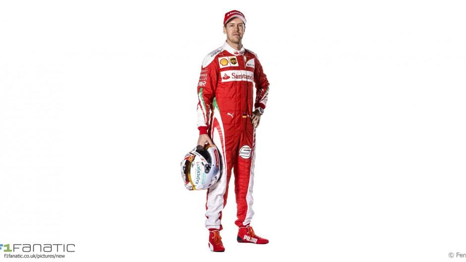 Sebastian Vettel, Ferrari, 2016