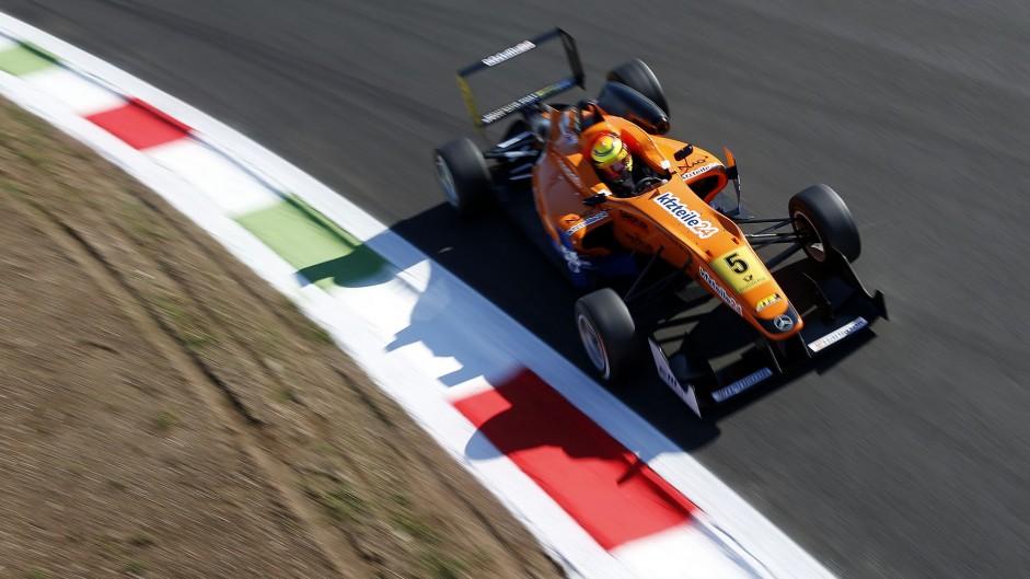 Pascal Wehrlein, Mucke, European Formula Three, Monza, 2013