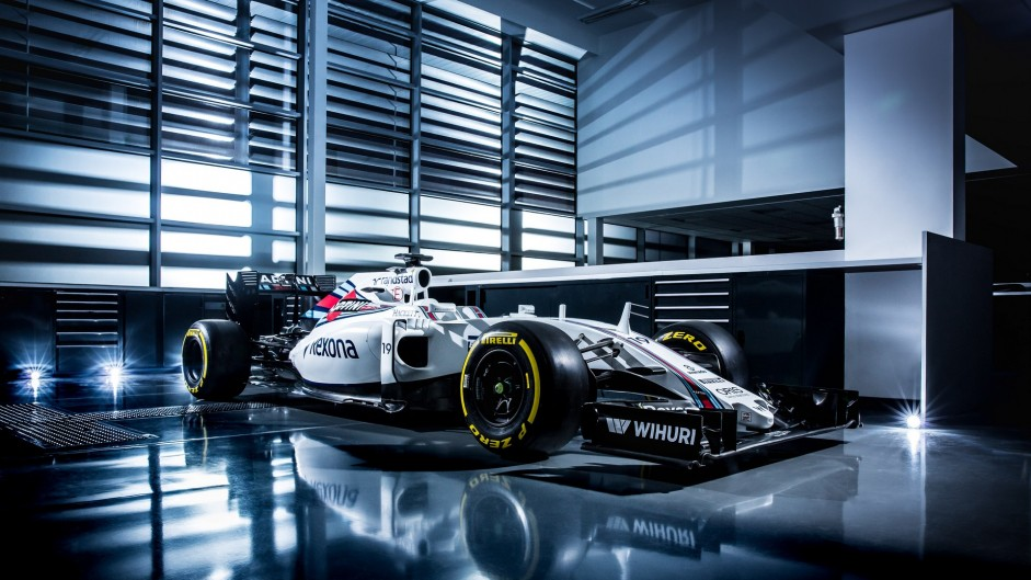 Williams aims to fix low-speed cornering weakness