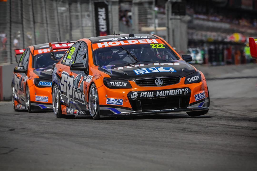 LD Motorsport, Adelaide, 2016