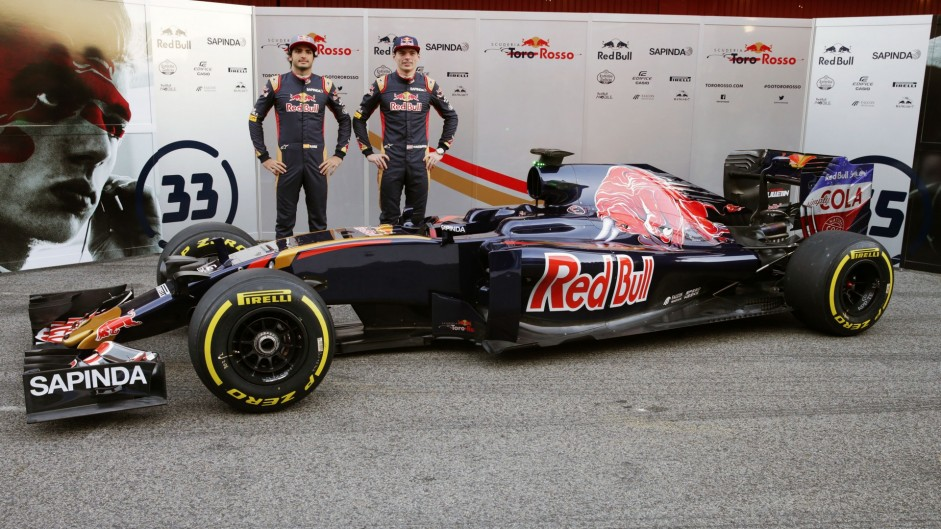 Toro Rosso reveals STR11 in final livery