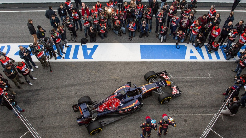 Toro Rosso, Circuit de Catalunya, 2016
